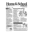 Home & School Connection Newsletter for May